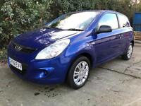 Hyundai i20 1.2 FSH Low Miles Cheap insurance and road tax