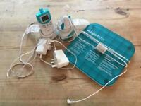 Angel Care baby monitor with Movement Sensor Pad