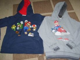 Mario ones 9-10 and 9 years £5 (more pics in ad)