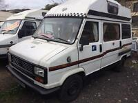 TALBOT EXPRESS CAMPERS AND LOTS OF SPARES ( PLEASE READ THE ADD)