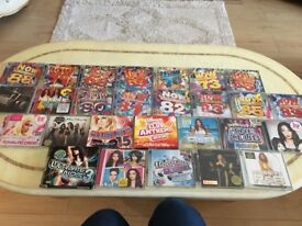 All different kinds Cds (bundle)