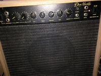 "Dean Markley K50 Guitar Amplifier 35 watt 10"" speaker Spring Reverb"
