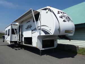2009 Keystone RV Everest 348R