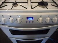 BELLING DOUBLE OVEN ALL GAS COOKER**LIKE NEW**