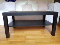 Ikea Lack Coffee Table 90 X 55cm Black
