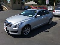 2014 CADILLAC ATS 2.0L TURBO - LEATHER HEATED SEATS, SUNROOF, BL Windsor Region Ontario Preview