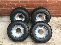 Yamaha Raptor Slasher Wheels