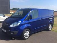 Ford Transit Custom Limited