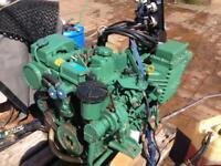 Volvo penta tamd/aqad 31a marine diesel boat engine