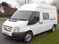 2012 Transit Camper Van Conversion / Motorhome / Surf Van