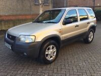 Ford maverick 4x4 3.0 v6 Auto low mileage fully loaded in excellent condition in & out long mot