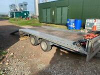 Brian James Flat Bed Trailer