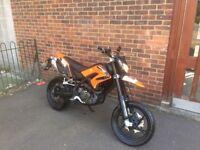 Sell KSR 125cc, 2016, £1500