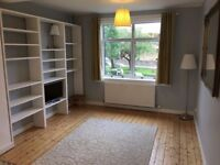 Well presented unfurnished two bedroom flat in desirable residential area