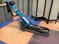 Powered Wheelchair Stair Climber/Disabled Wheelchair stair lift/New Batteries