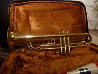 Lafleur B flat trumpet