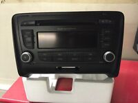 Audi TT CD Player SYMPHONY