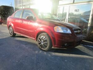 2009 Chevrolet Aveo AUTO SEDAN WITH ONLY 105K