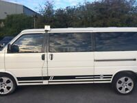 VW T4 LWB Camper van for sale