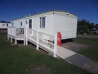 VERIFIED OWNER *BOOK FOR 2017* CLOSE TO FANTASY ISLAND 8 BERTH CARAVAN LET/RENT/HIRE @ INGOLDMELLS