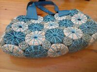 Per Una turquoise handbag