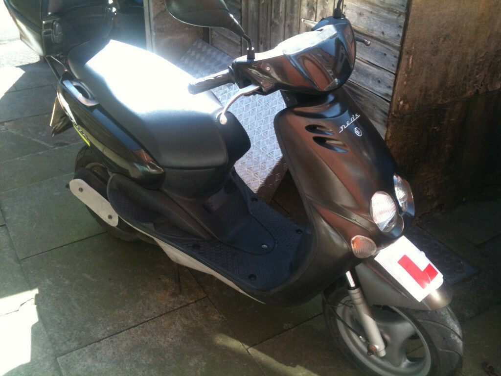 Yamaha Neos 50cc with MOT and Piaggio Zip 100cc no MOT with spares for repair