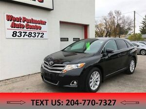 2013 Toyota Venza LOADED AWD - LOW KM