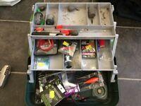 Daiwa Fishing bag with tackle