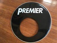 Drum Heads - Premier 20 Bass Drum Head