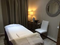 Massage Summer offer £39 per hr