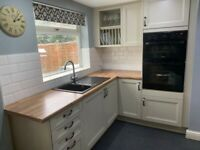 Homebase complete shaker kitchen with appliances