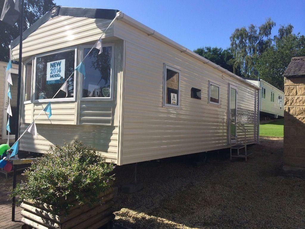 Simple Static Caravan For Sale 12 Month Park Great Pitch  Lancashire