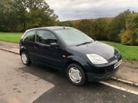 Ford Fiesta 1.2 Manual Petrol 89,000 miles NEW MOT