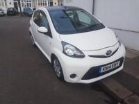 Toyota Aygo Automatic/SAT NAV 1.0 VVT-i Move Multimode 5dr 13000 MILES ONLY