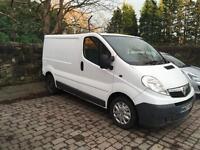 Vauxhall vivaro swap for larger van or px