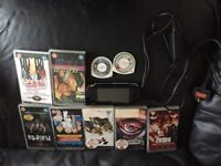 Psp 4 games 5 movies