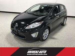 2013 Ford Fiesta Titanium TITANIUM TRIM, LEATHER, SUNROOF
