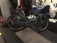 lovely bike leather saddle very good condition