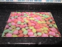 Kitchen surface protector - jelly bean