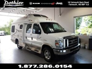 2008 Ford E-350 Pleasureway Recreational Motorhome