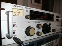 """WANTED HF HAM RADIO COMMUNICATIONS RECEIVER """"ALL UK """" SDR / RACAL / JRC"""