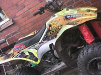 Polaris Scrambler 500cc (RB to 750cc)