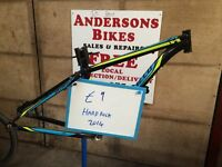 Ex-hire bikes fleet sale Specialized Status,Hardrock,Camber mountian bikes