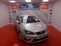 SEAT Ibiza CR TDI FR(£30.00 ROAD TAX) FREE MOT'S AS LONG AS YOU OWN THE CAR!!! (silver) 2012