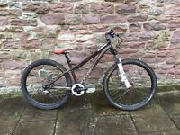 Specialized P2 2008 mountain jump bike