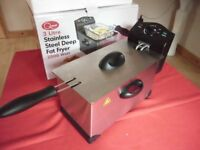 DEEP FAT FRYER ( NEW )