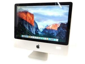 OPENBOX CALGARY - APPLE IMAC 20, INTEL C2D, 4GB RAM - WITH WARRANTY - O% FINANCING AVAILABLE