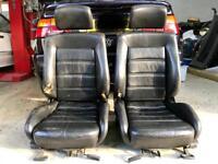 Vw Corrado leather front seats