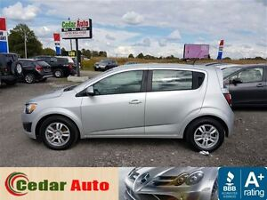 2012 Chevrolet Sonic LS - FREE WINTER TIRE PACKAGE - With the Pu