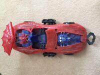 Spider-Man car 1997